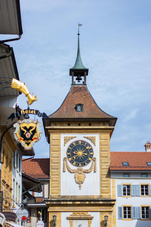 City Entrance Gate