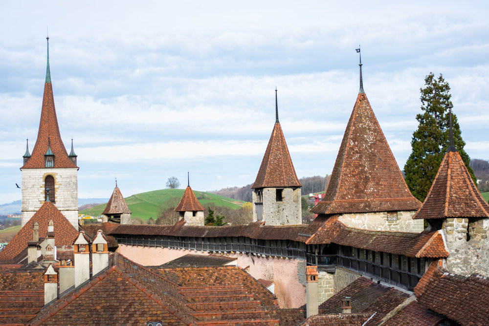 From the Ramparts 5