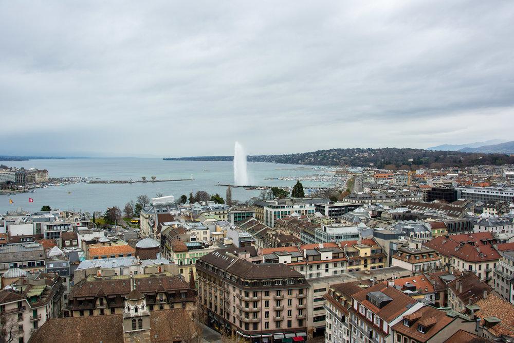 La Vue de St. Pierre