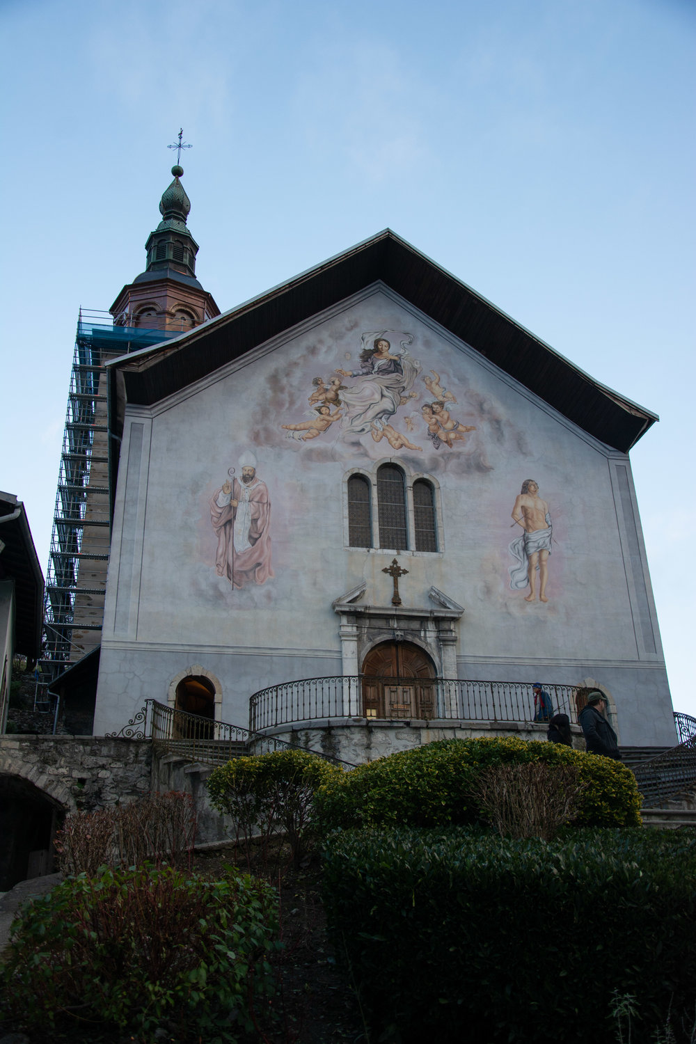 Conflans Cathedral