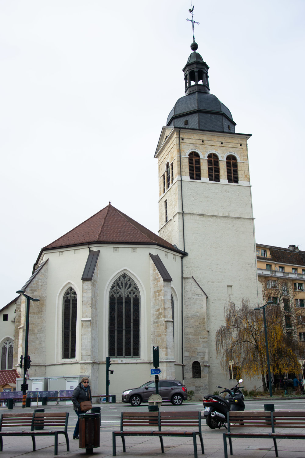 Annecy Cathedral