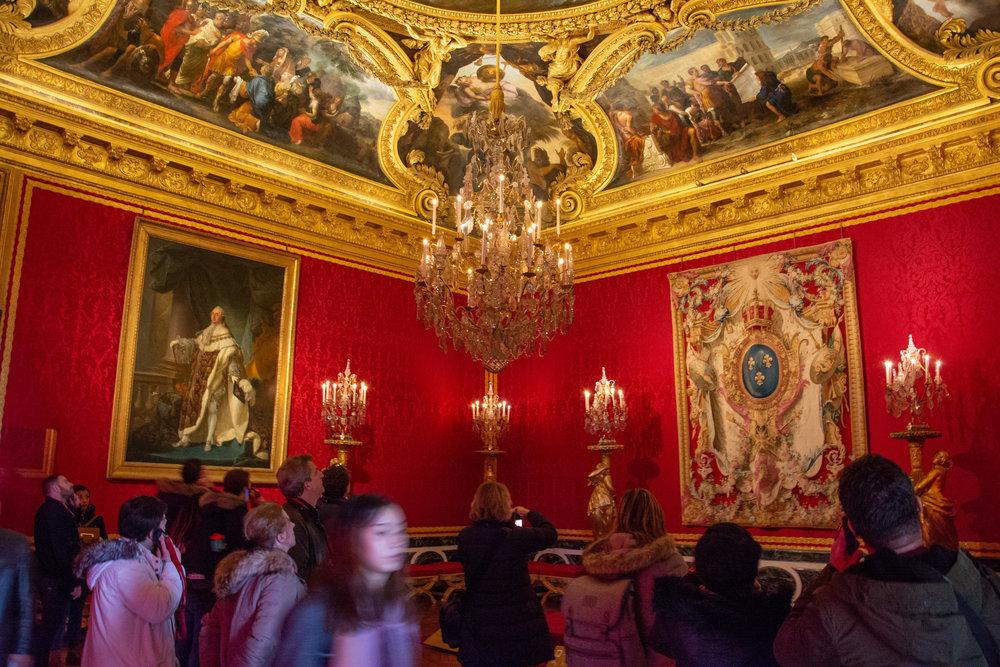 Palace of Versailles 6