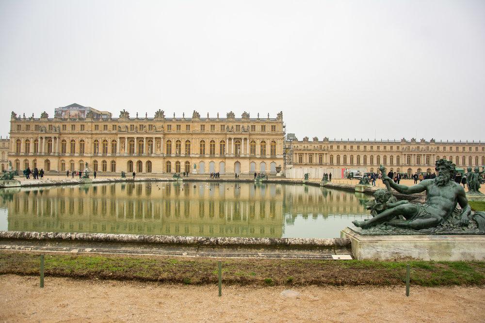 Palace of Versailles 9