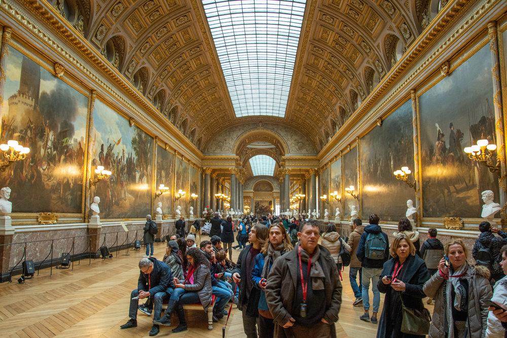 Palace of Versailles 8