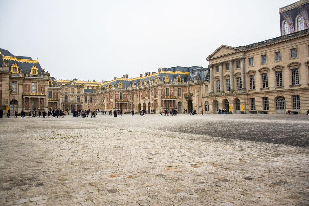 Palace of Versailles 10