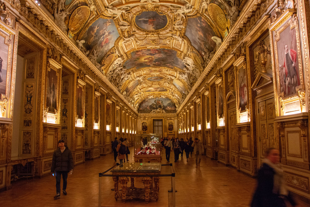 The Louvre 6