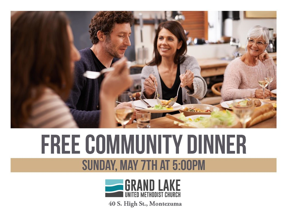 Free Community Dinner.jpg