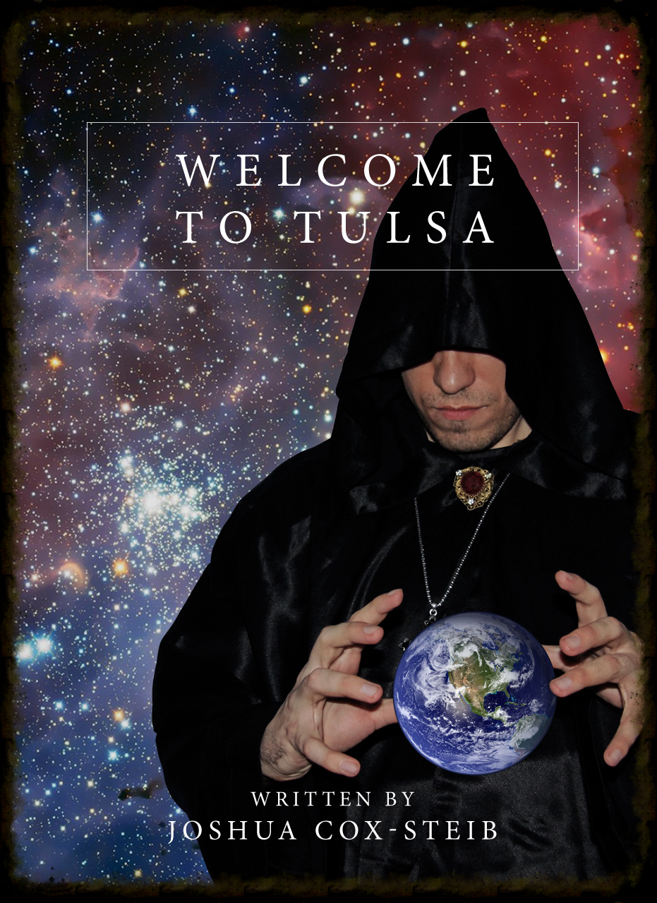 Welcome to Tulsa cover