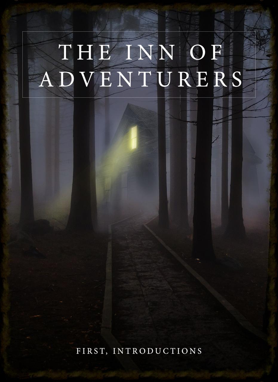 Adventurers cover
