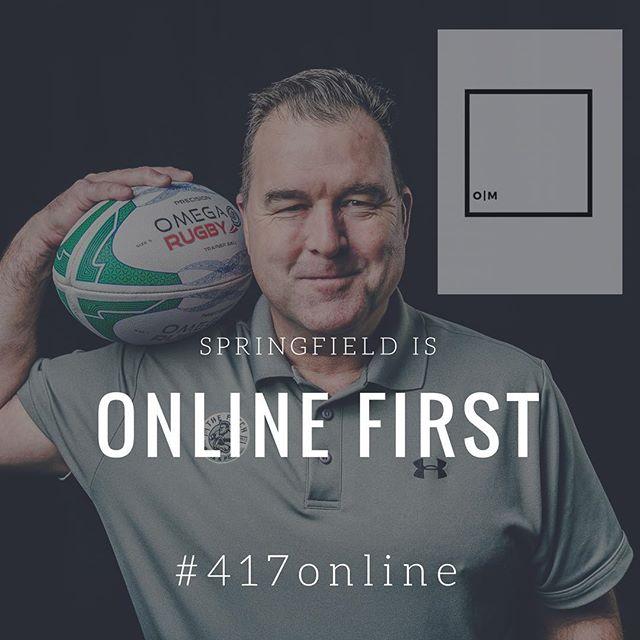 Springfield is online first. #417online