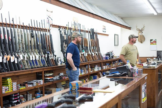 Straight Shooters in Mount Vernon is the go-to place for your gun needs! With a HUGE selection of rifles, pistols and outdoor gear, you are sure to find exactly what you are in the market for at the best new and used deals around. We had so much fun creating this website and finding our inner Clint Eastwoods when we were posing guns for the photo shoot!😄 Check out the website and stop in to see their specials! http://bit.ly/2GpEYVF  #onlinefirst#417#417land#417spots#417website#websitedesign#417seo#seo#socialmediamarketing#onlinemasterminds#marshfieldmo#springfieldmo#websitedesignstudio#onlinemarketing