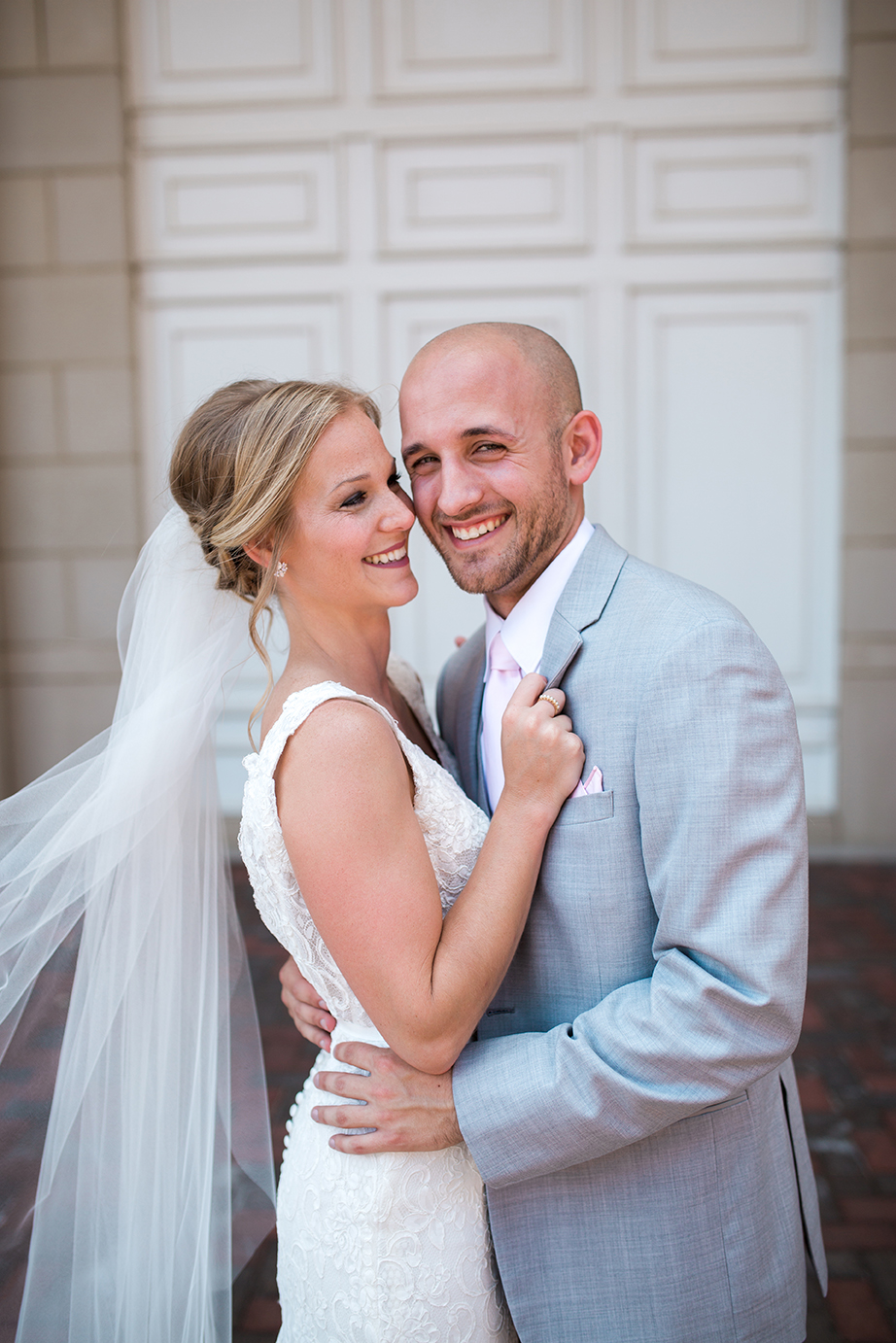 """The photos are absolutely gorgeous-- they brought tears to my eyes! There are no words to describe how grateful we are for the two of you! There are so many beautiful photos from every. single. part. of our day! Seriously we can't thank you enough!! We will cherish these photos every single day and they will serve as beautiful reminders of all of our memories from our special day."" Aaron & Jessica 