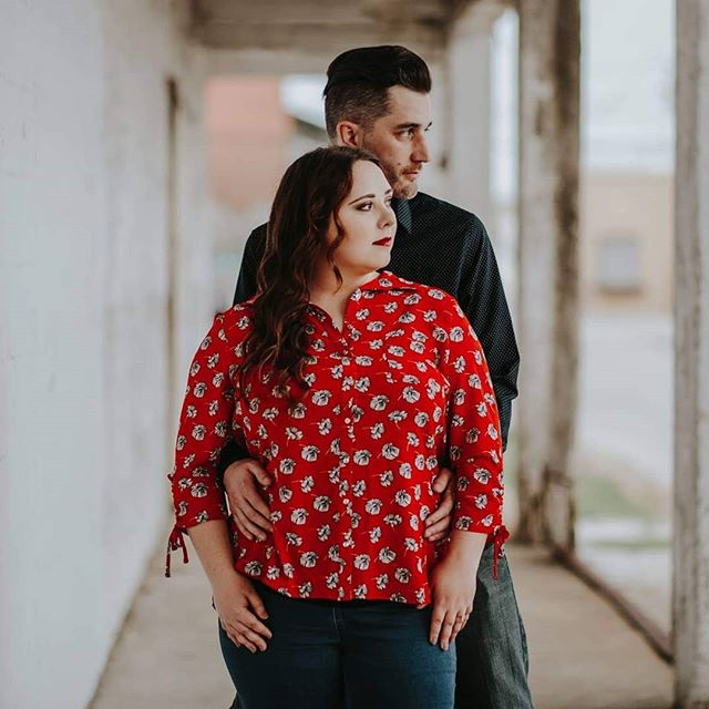 How gorgeous are these two?  We are so grateful to get to do what we do! #HeartsOnFire