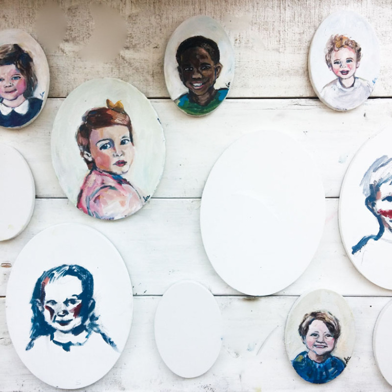 Beth Allen Art Portraits