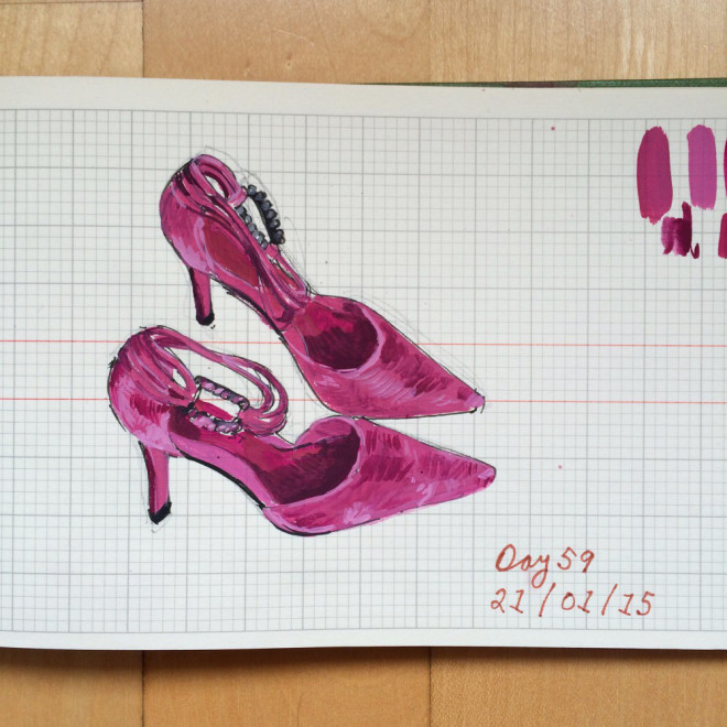 Sonia Brittain Art Shoes