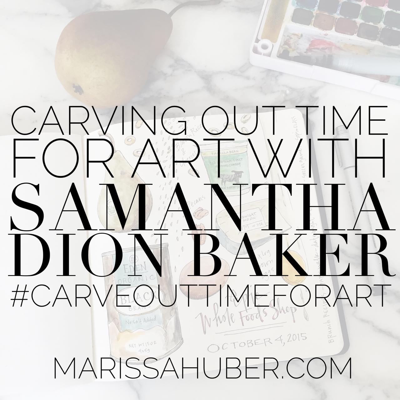 Samantha-Dion-Baker-Artist