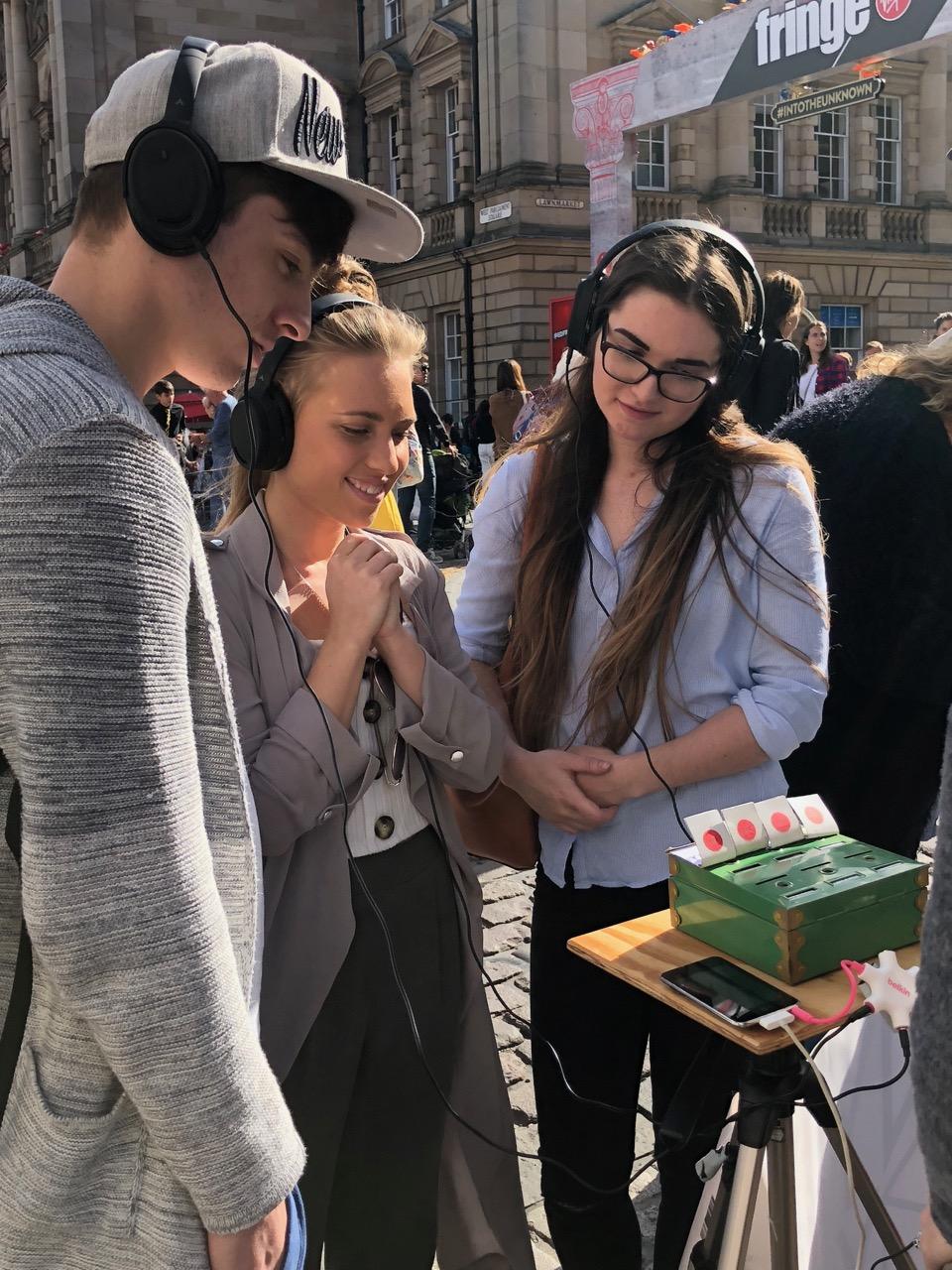 Edinburgh Fringe 2018