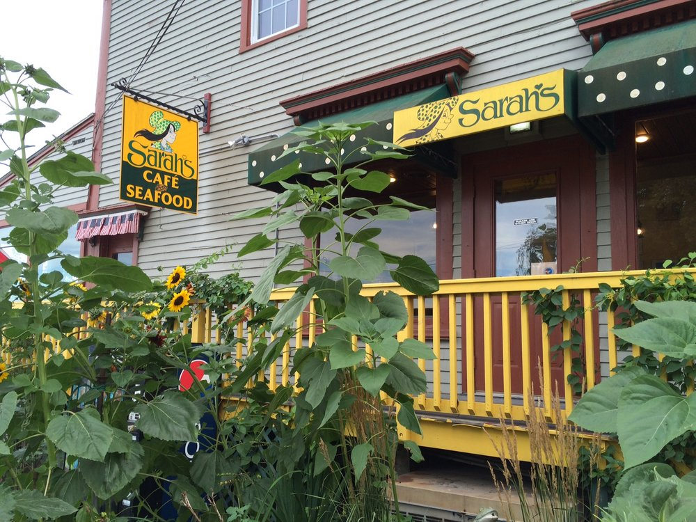 Sarah's Cafe & Twin Schooner Pub, 45 Water St.