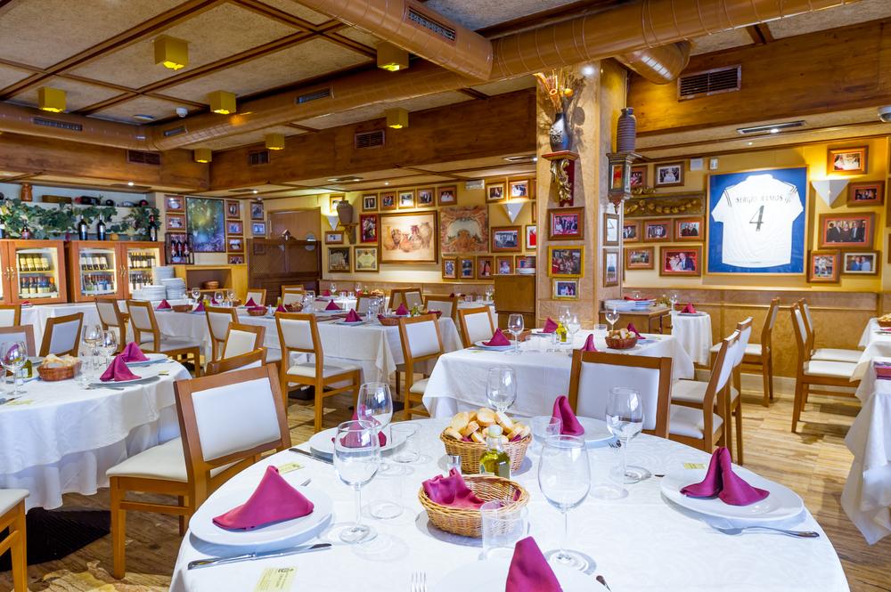 Asador casa juan for La casa encendida restaurante madrid