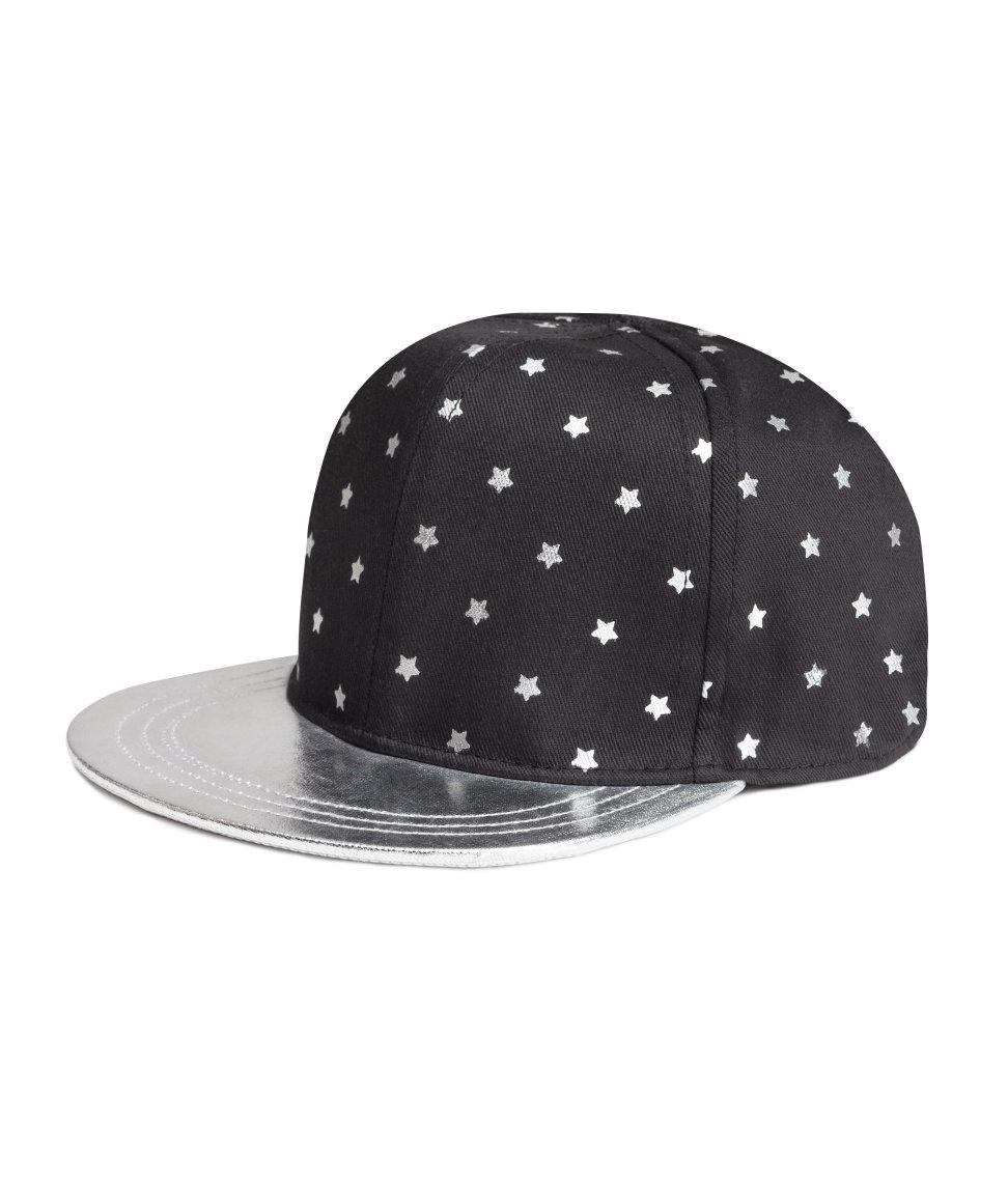 Star Patterned Hat