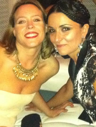 Micehlelle Vale & Elena Corsano of Soak