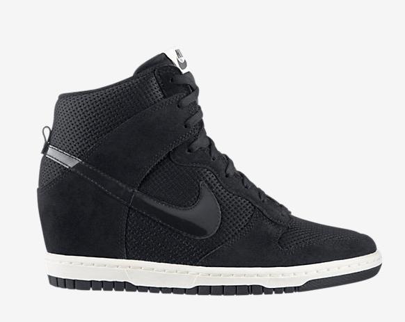 Nike Dunk Sky High Sneaker.