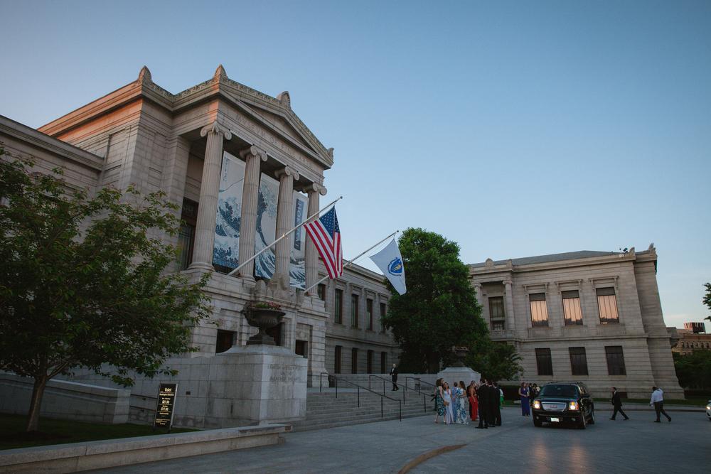The Museum of Fine Arts, Boston