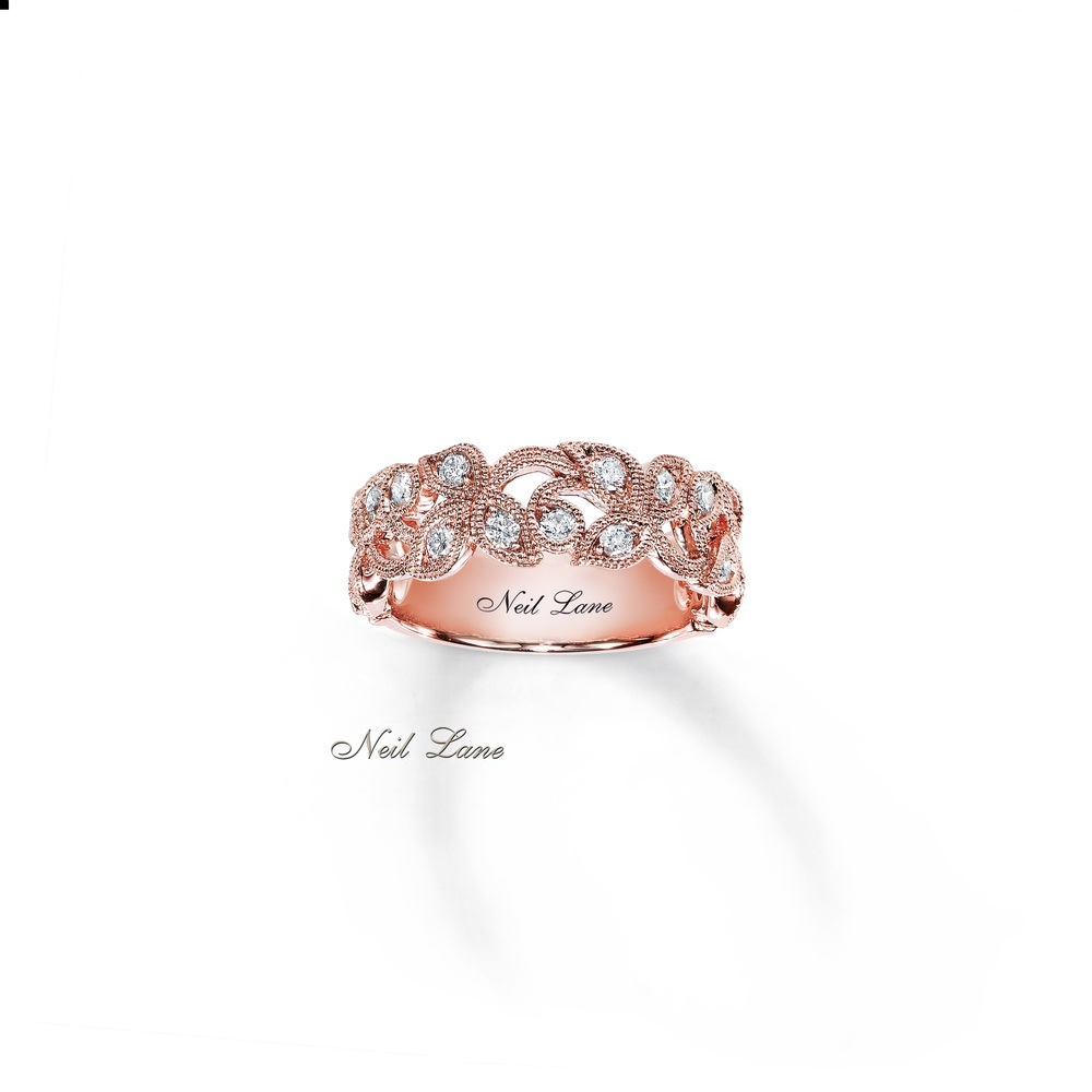 Neil Lane for Kay Jewelers floral inspired collection