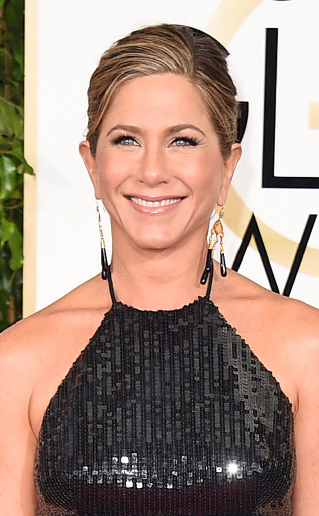Jennifer Aniston, Golden Globes 2015