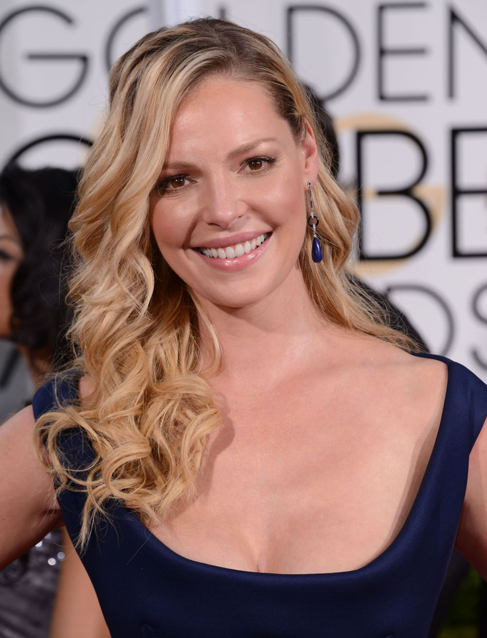 Katherine Heigl, Golden Globes 2015