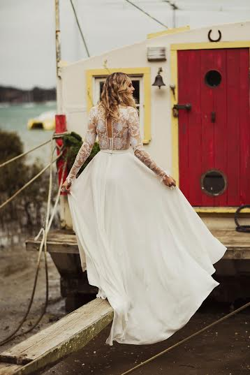The Roxy Gown from the Nomadic Love Collection