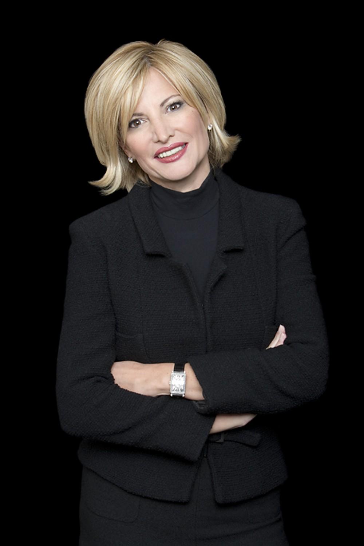 Dermatologist, Dr. Tina Alster