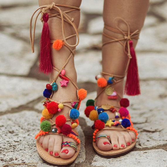 Sandals of Love Zaira Sandals