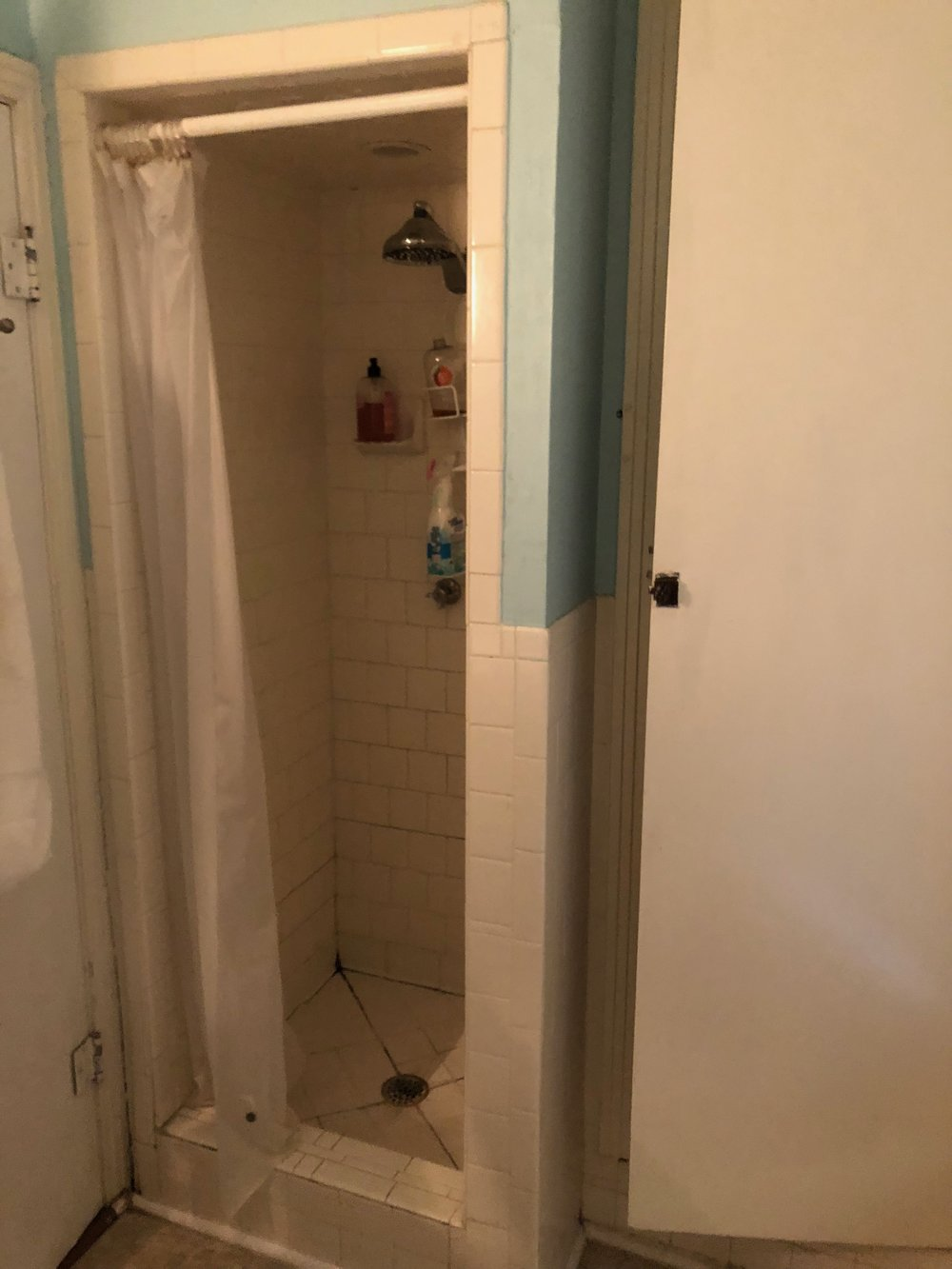 Bathroom: BEFORE