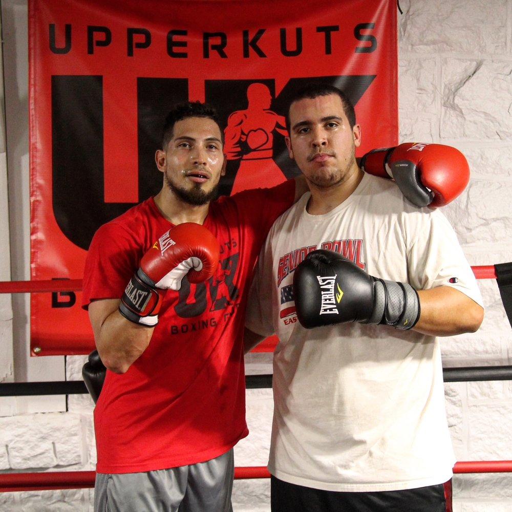 upperkuts boxing gym