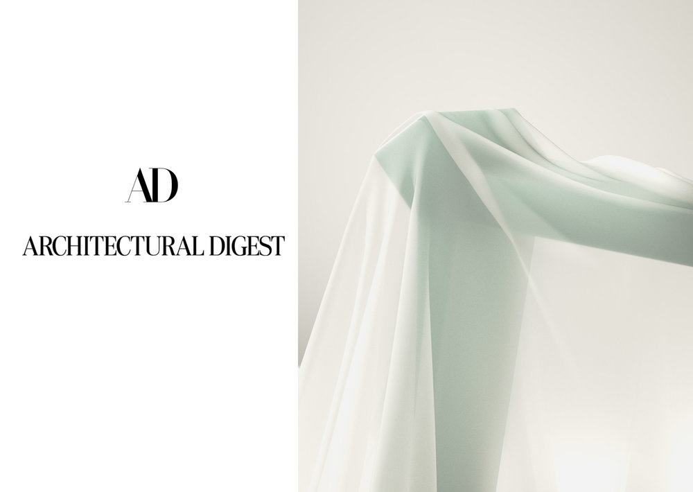 ARCHITECTURAL DIGEST   _ SALONE DEL MOBILE _ MILAN _   THEOREME EDITIONS    _  APRIL 19