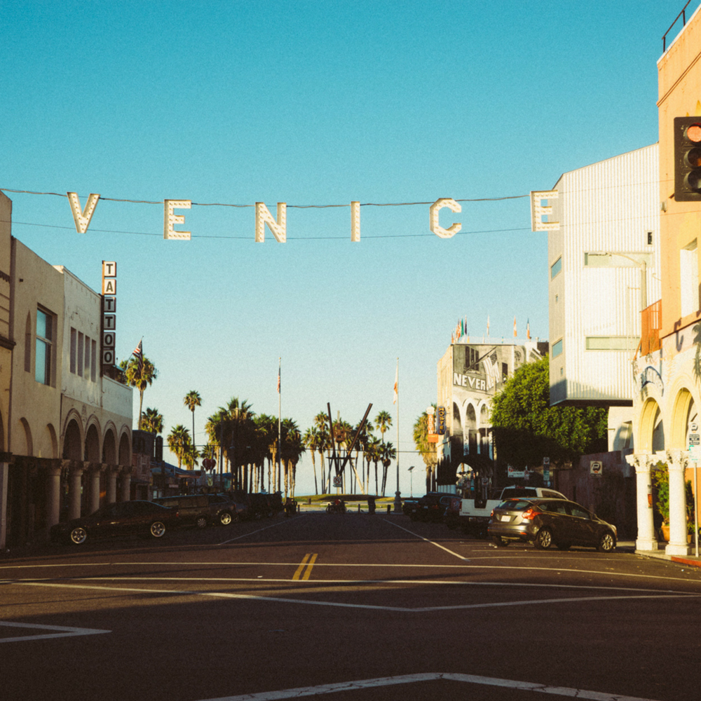 Venice Beach is famous for the goings-on along its iconic beachfront boardwalk. You can also find edgy boutiques on the boho-chic Abbot Kinney Blvd, one of LA's best shopping districts.