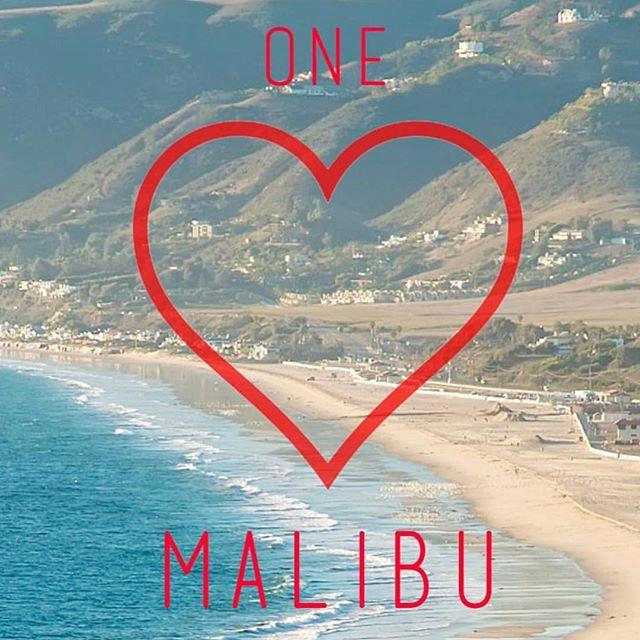 We are one ❤️ @onelovemalibu #onelovemalibu #woolseyfire #malibustrong @flynnskye 💙