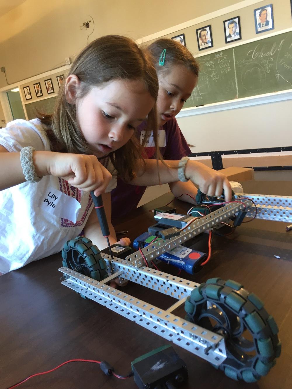 Berkeley Robotics, June 20th - June 24th, 2016