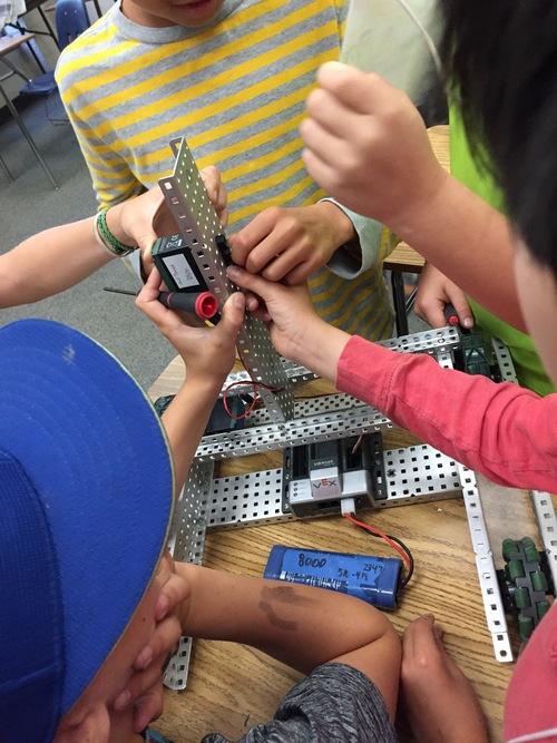 Piedmont Robotics, July 11th - July 15th, 2016
