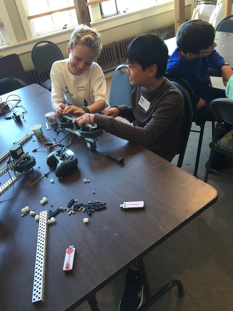 Berkeley Robotics, July 25th - July 29th, 2016