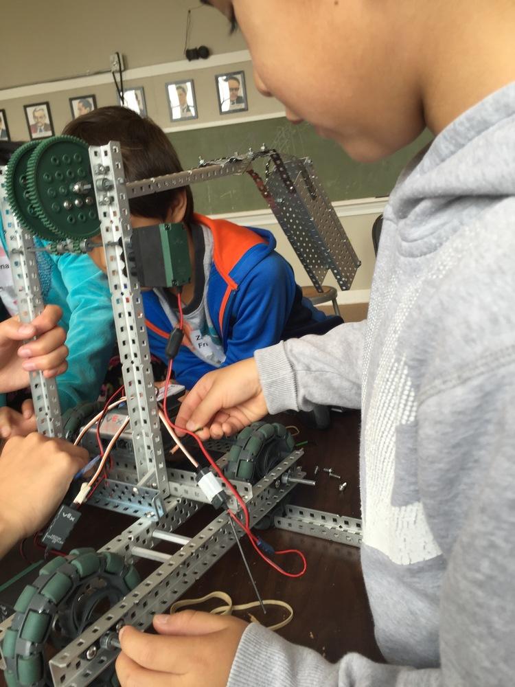 Berkeley Robotics, August 1st - August 5th, 2016