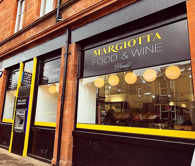 The day is finally arriving! Margiotta Piccolo on Mayfield Road will be finally opening tomorrow (9th of may) at 7am! We are so excited and can't wait to welcome everyone! #edinburgh #margiotta #local #newopening #edinburghnews