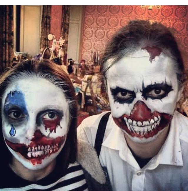 Halloween Clowns