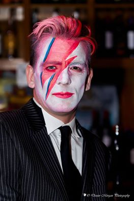 David Bowie Tribute Shoot