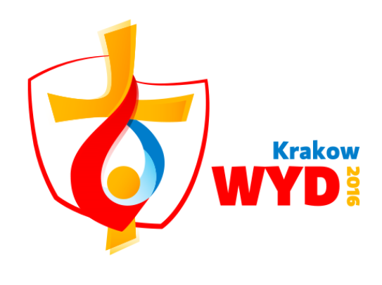 Official logo of World Youth Day 2016!