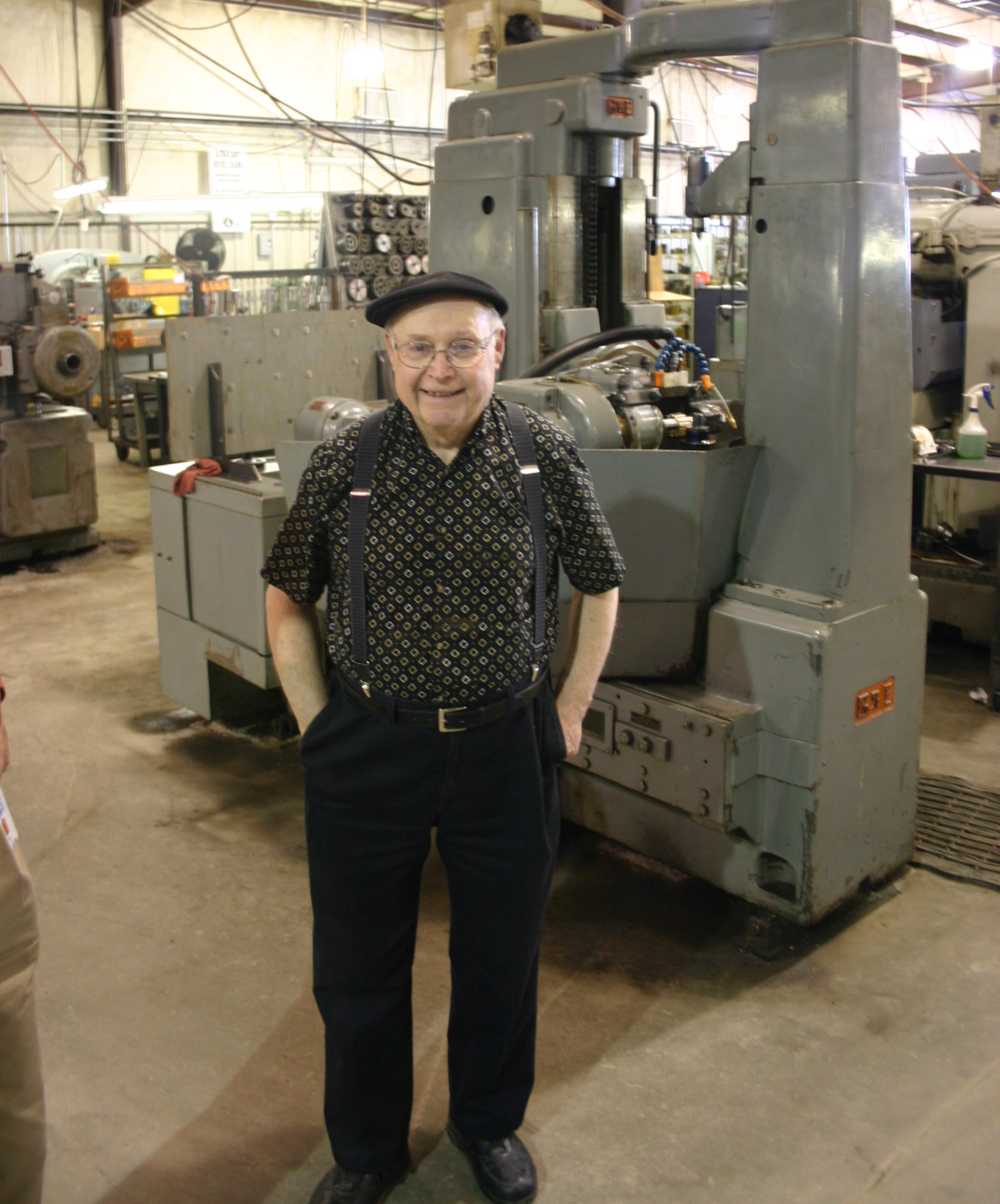 Cal Lawler , Founder of Lawler Gear Corp., 1928 – 2014