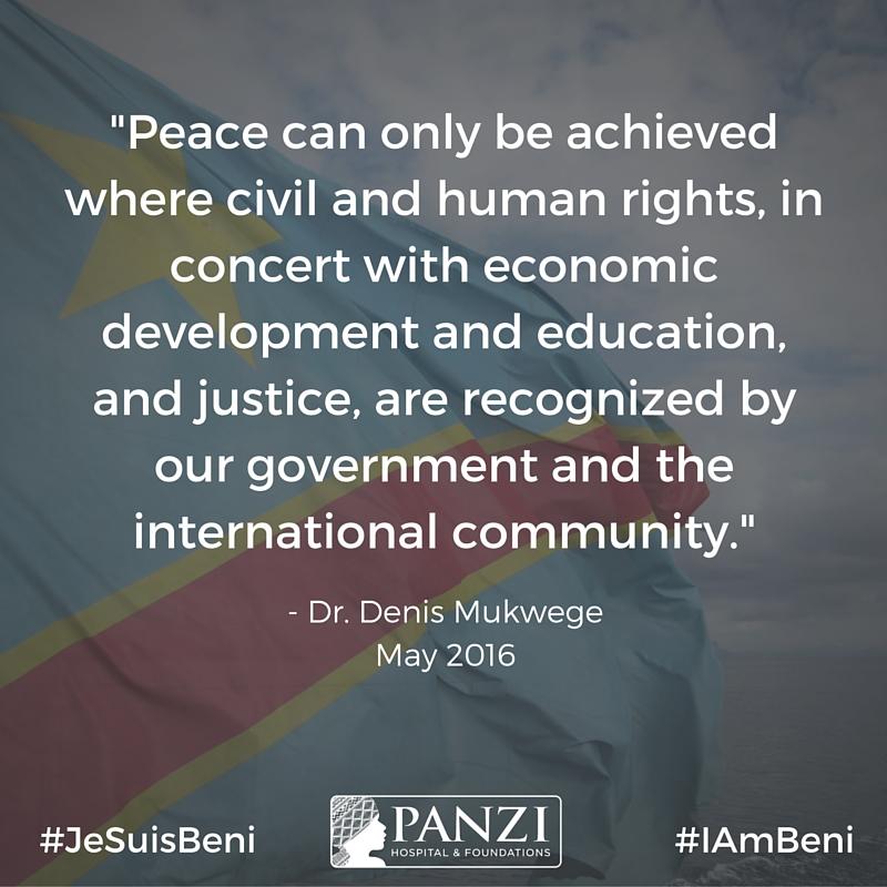 News Panzi Foundation