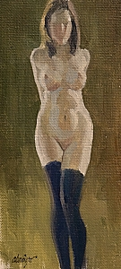 "Stockings  8""x 4"""