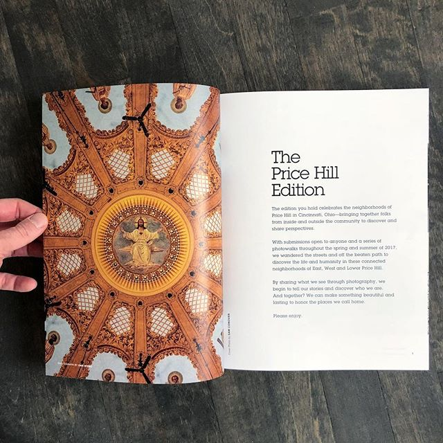 Something arrived yesterday and we can't wait to share it. We'll be set up at the Price Hill Las Posadas this Friday to hand out to contributors. We'll have extra on hand for sale. Event details in bio link!